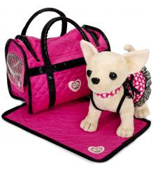 Розовая мечта в платье с пледом и сумкой 5899700...