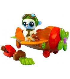 Игровой набор YooHoo Friends Самолет с фигуркой Юх...