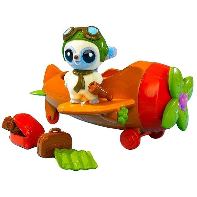 Игровой набор YooHoo Friends Самолет с фигуркой Юху 5950591