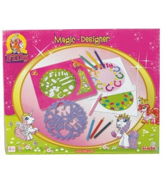 Набор магического дизайнера Simba Filly 5959333
