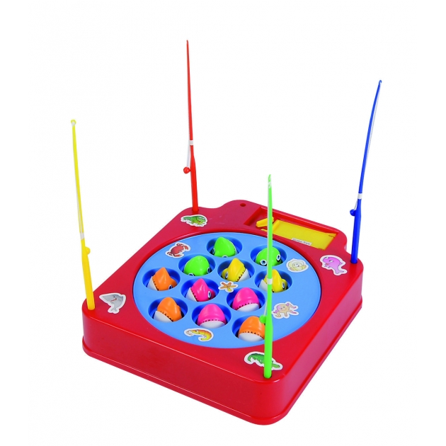 Детская игра Рыбалка Simba акулы красная 6012058
