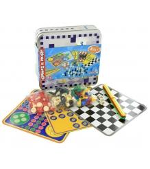 Набор настольных игр Simba 8 в 1 коробке 6015368
