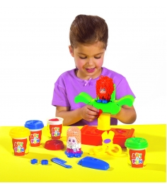 Набор пластилина Simba Art Fun Парикмахерская 6322...