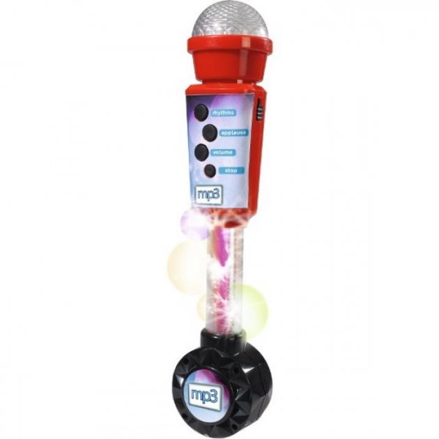 Микрофон Simba 4 ритма совместимый с MP3 плеером 6830401