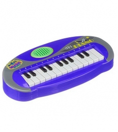 Музыкальная игрушка Simba Пианино мини синее 6835019