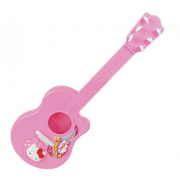 Детская гитара Simba Hello Kitty 6835367