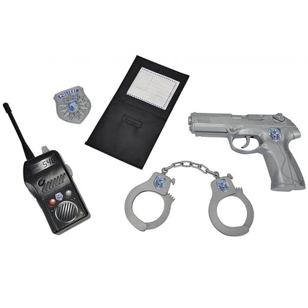 Полицейский набор Simba 8102669