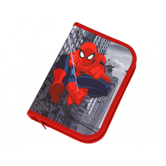 Пенал Scooli Spider-Man, 30 позиций SP13044