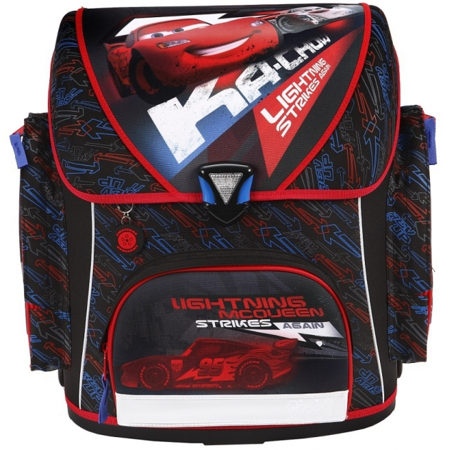 Рюкзак для мальчика Scooli Cars CA13823