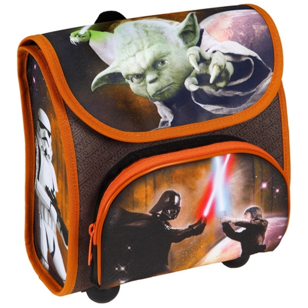 Рюкзак для мальчика Scooli Star Wars SW13824