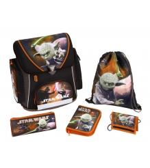 Рюкзак для мальчика Scooli Star Wars, 5 позиций SW13825
