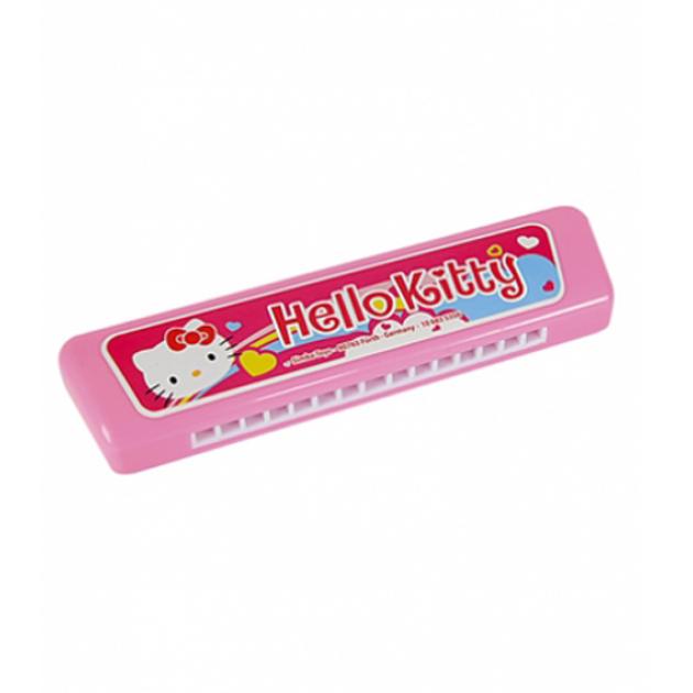 Детская губная гармошка Simba Hello Kitty 6835356