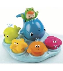 Игрушка для ванной Smoby Островок морских обитателей 110608...