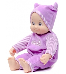 Интерактивная кукла Smoby Minikiss 160121