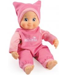 Интерактивная кукла Smoby Minikiss 27 см 160151