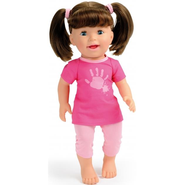Интерактивная кукла Smoby Хулиганка Lili 160163