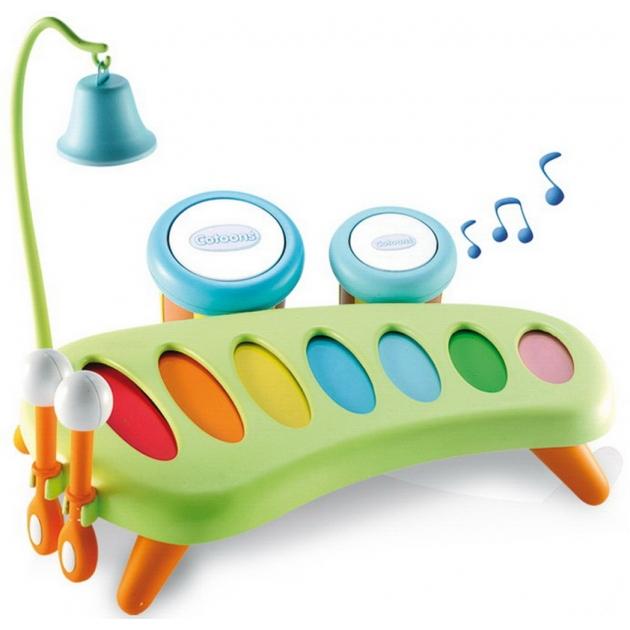 Игрушка музыкальная Smoby Cotoons Ксилофон 211013