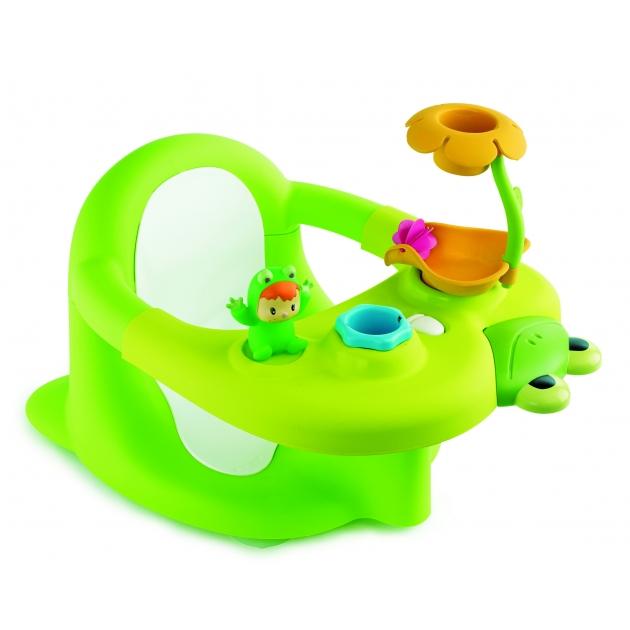 Стульчик для купания Smoby Жабка Зеленый 211106/110606