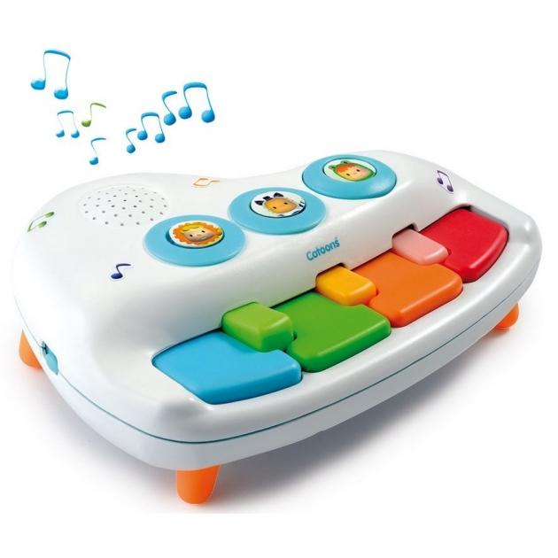 Игрушка музыкальные инструменты Smoby Пианино 211173