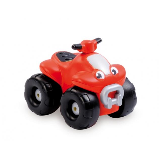 Детский игрушечный квадроцикл Smoby Vroom Planet 211284