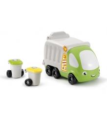 Детская игрушечная машинка Smoby Vroom Planet Мусоровоз 211289...