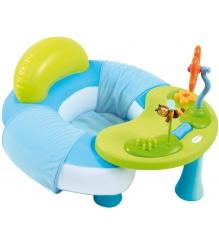 Игровой развивающий надувной центр Smoby голубой 211308...
