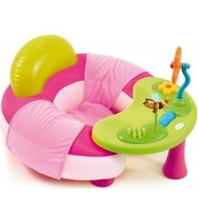 Игровой развивающий надувной центр Smoby розовый 211308...
