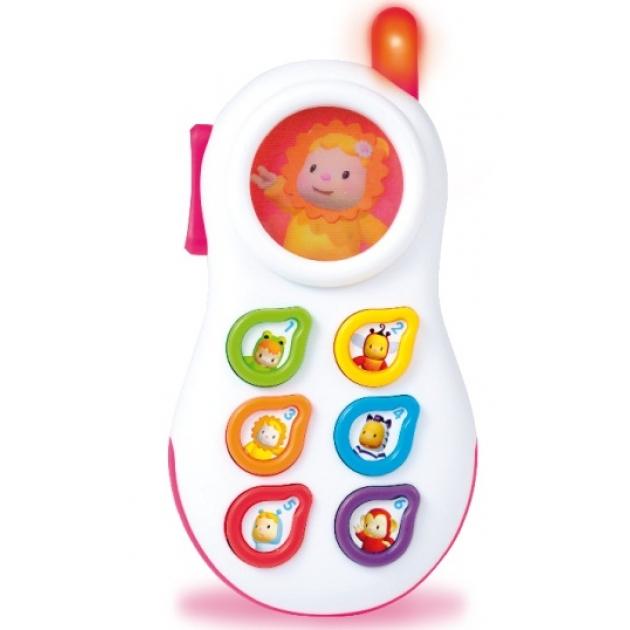 Функциональный телефон Smoby Cotoons 211314
