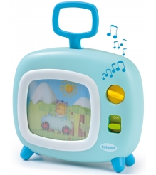 Музыкальная игрушка Smoby Телевизор голубой 211316...
