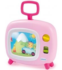 Музыкальная игрушка Smoby Телевизор розовый 211316...