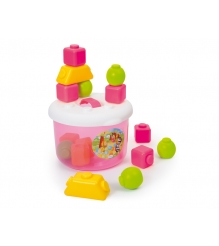 Развивающие кубики Smoby 211326 21*19*6,7см