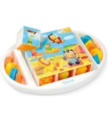 Развивающие кубики пазлы Smoby 211385