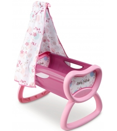 Колыбель кроватка для куклы Smoby Baby Nurse 220301