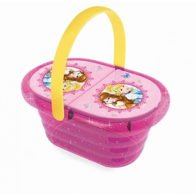 Набор посудки в корзинке Smoby 24034