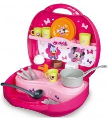 Игрушка для кухни Мини кухня Минни Smoby 24066