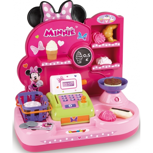 Игрушка для супермаркета Smoby Мини магазин Minnie 24067