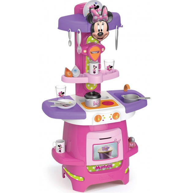 Детская кухня Minnie Smoby 24089
