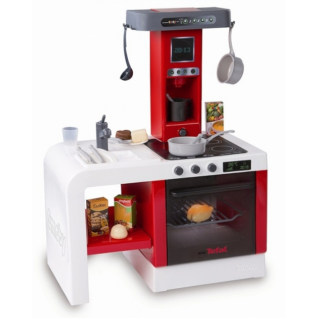 Детская кухня Smoby miniTefal Cheftronic 24114