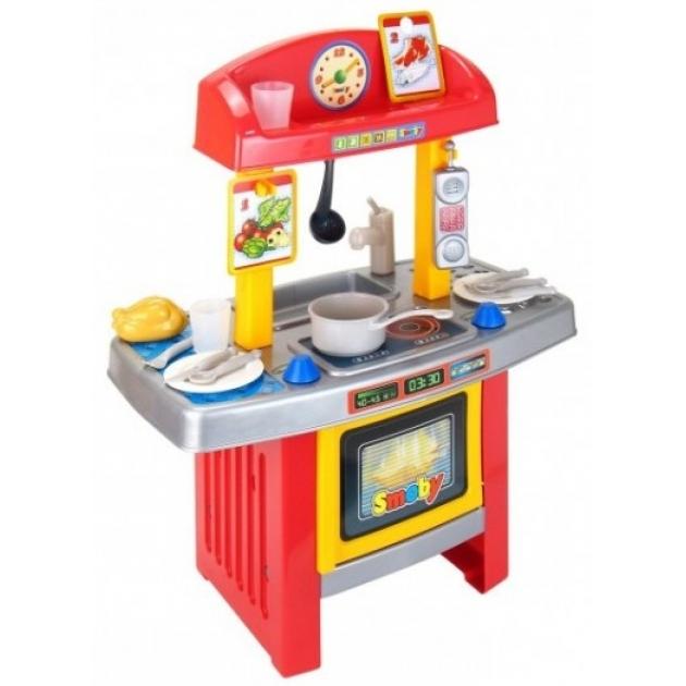 Детская кухня Smoby Моя первая кухня 24167
