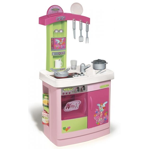 Детская кухня Smoby из серии Winx 24168