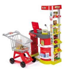 Игрушка для супермаркета Smoby City Shop 24187