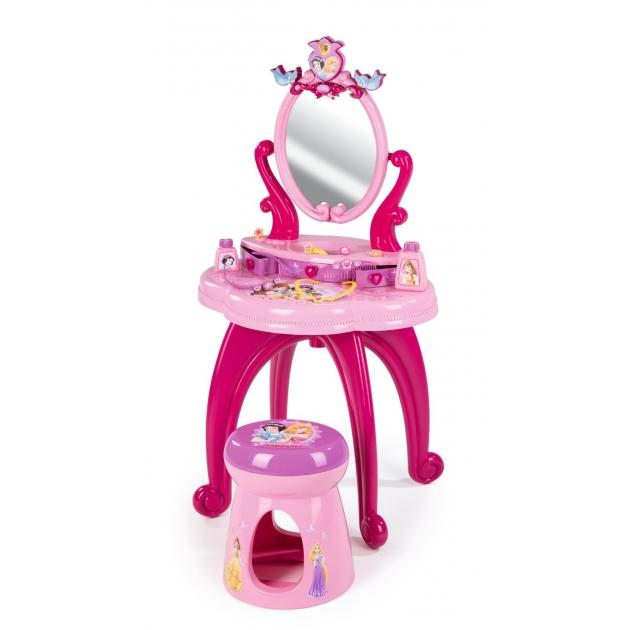 Детский столик и стульчик Студия Красоты Принцессы Диснея Smoby 24232