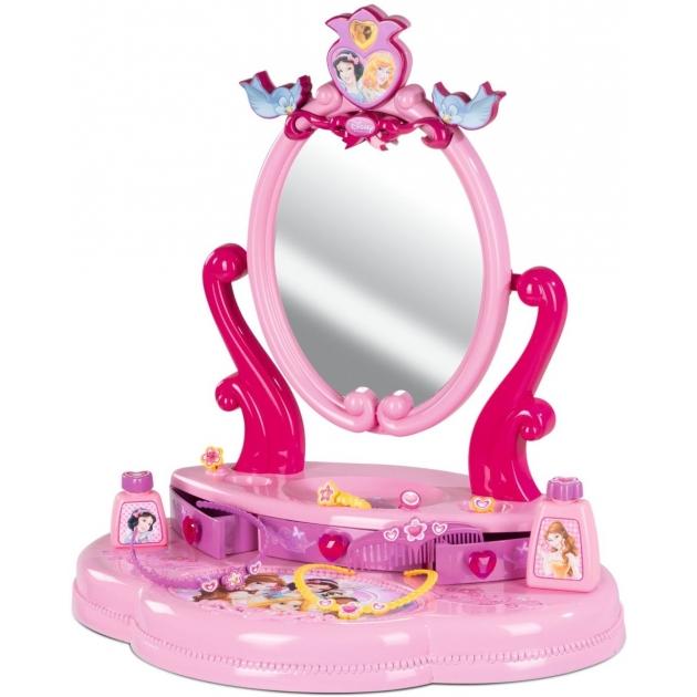 Настольная студия красоты Smoby Принцессы Диснея 24236