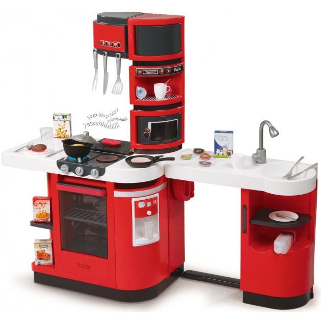 Детская кухня электронная Smoby Cook Master Red 311100
