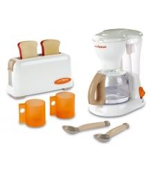 Набор тостер и кофеварка Smoby 24550