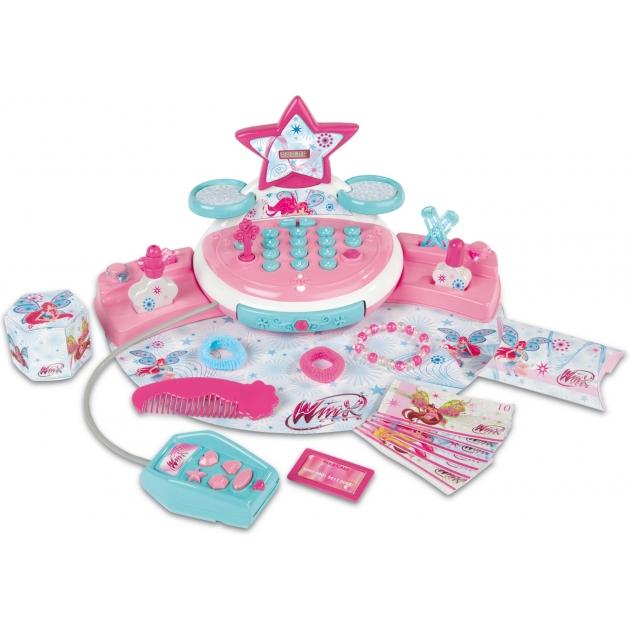 Игрушка для супермаркета Игрушка мини магазин Winx Smoby 24574