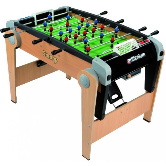 Складной футбольный стол Smoby Millenium 120 см 140024