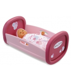 Кроватка для куклы Smoby Baby Nurse 24700...