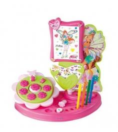 Детский набор для творчества Winx Smoby 27268...