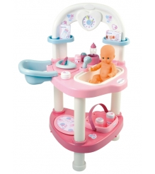 Набор для кормления и купания пупса Smoby Baby Nurse 24663...